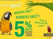 livret ZESTO Banque Groupe Renault comment profiter?