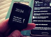 Test Watch première montre connectée sous Android Wear lancée avec succès coréen