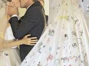 People l'album photo mariage d'Angelina Brad Pitt
