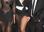 "plus beaux look soirée Harper's Bazaar ""Icons Party"" Carine Roitfeld..."