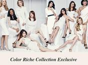 Color riche collection exclusive