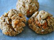 Biscuits carottes l'avoine