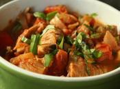Cocotte noix veau sauce tomate
