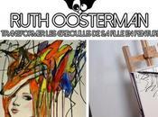 Ruth Oosterman Transformer gribouillis fille peintures