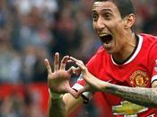 Premier League Maria porte Manchester United