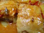 Mavra Kalvan Curry poisson Fish