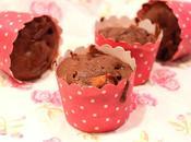 Petits moelleux chocolat pommes