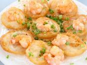 Banh khot Vũng (palets crevettes)