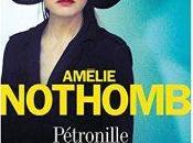 bulles mots avec Pétronille d'Amélie Nothomb
