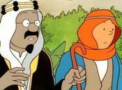 Aventures Tintin: Tintin Pays l'Or Noir