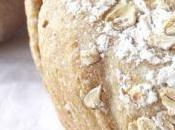 Pain levain d'avoine