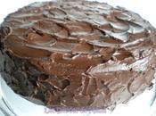 Gâteau fondant chocolat Donna