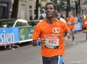 """Health, Wellbeing Fitness Ronning Against Cancer's nice long Sunday morning, September 21st 2014 Let's upcoming race Paris""""with Great motivation wellness with good feelings support fight against breast cancer!!!"""