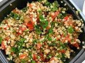 Cuisinez légumes tête... pieds! Taboulé libanaise