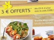 Offre site Gourmandises Demarle 22/09 01/10/2014
