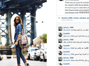 blogueuses Mode suivre Instagram