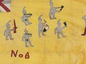 l'art martial l'empire Ghana picto-peinture symbolique Victor Brauner