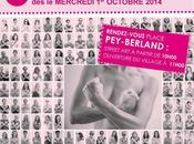 Oeuvre participative Viens, viens, Octobre rose, compte pour mois sensibilisation Cancer sein