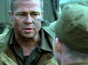 Brad Pitt poignant dans nouveau film Fury