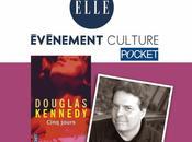 Rencontre avec Douglas Kennedy pour sortie Cinq jours éditions Pocket Elle.fr