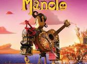 Cinéma légende Manolo (the book life)