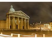 Nuit Blanche petit tour dans 5ème Panthéon