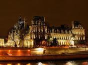 Nuit Blanche parcours dans 4ème hotel ville
