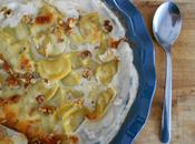 Ravioli, crème noix comté Ravioli cuisiner Zapetti