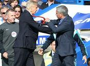 Arsenal-Chelsea sanction pour Wenger-Mourinho