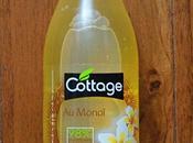 Douche Huile Précieuse Monoï Cottage plage bouteille