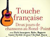 Aujourd'hui #blog, présente week-end #ToucheFrancaise théâtre #RondPoint avec #Babx, #LouisChedid, #milkcoffeeandsugar, #jeannecherhal, #Williamsheller...
