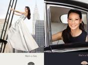 Lucy Liu, égérie hôtels Mandarin Oriental