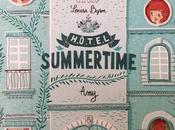 H.Ô.T.E.L Summertime, tome Louise Byron