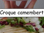 Croque camembert