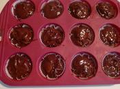 Cupcake façon forêt noire