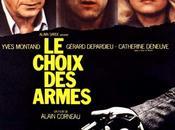 Choix armes Alain Corneau (1981)