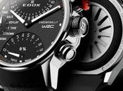 Edox, horloger l'heure