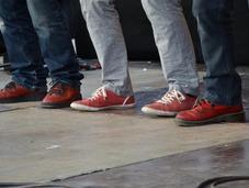 Souliers Sont Rouges
