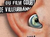 programme festival Film Court Villeurbanne