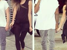 copines reproduisent tenues Kardashian Kanye West
