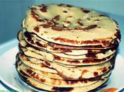 Pancakes noisettes