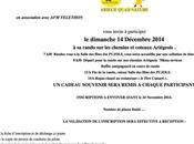 Rando quad Téléthon Pujols (09) dimanche décembre 2014