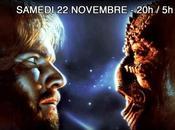 14ème Nuit Science-fiction L'Extra-terrestre films cultes samedi novembre