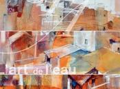 15ème exposition nationale Société française l'aquarelle Avignon