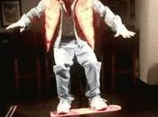 Marty McFly Hoverboard Halloween Costume