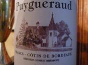 Francs-Côtes Bordeaux Puygueraud 2008 Saint Emilion Tertre Daugay 2009