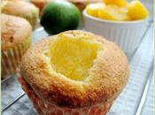 Cakes rhum ananas citron vert