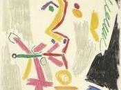 Exposition Picasso Jasper Johns l'atelier d'Aldo Crommelynck Musée Soulages Rodez