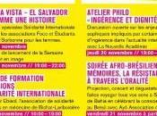 MIE-Semaine Solidarité Internationale