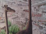 Girafes toits Paris